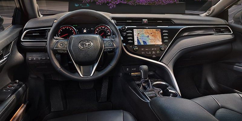 2019 Toyota Camry Toyota Dealer In Durham Nc Mark Jacobson Toyota