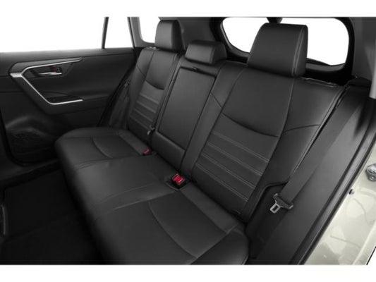 Surprising 2019 Toyota Rav4 Limited Creativecarmelina Interior Chair Design Creativecarmelinacom