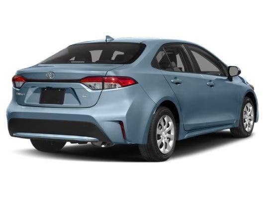 Used Toyota Corolla >> 2020 Toyota Corolla Le