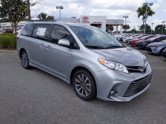 2020 toyota sienna xle premium toyota dealer serving durham nc new and used toyota dealership serving near chapel hill hillsborough burlington nc 2020 toyota sienna xle premium