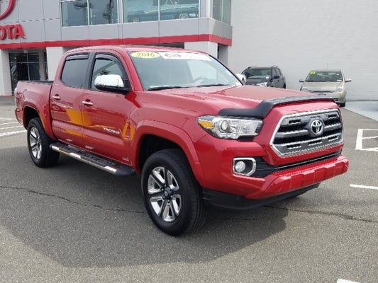 2016 Toyota Tacoma Limited V6 In Durham Nc Mark Jacobson