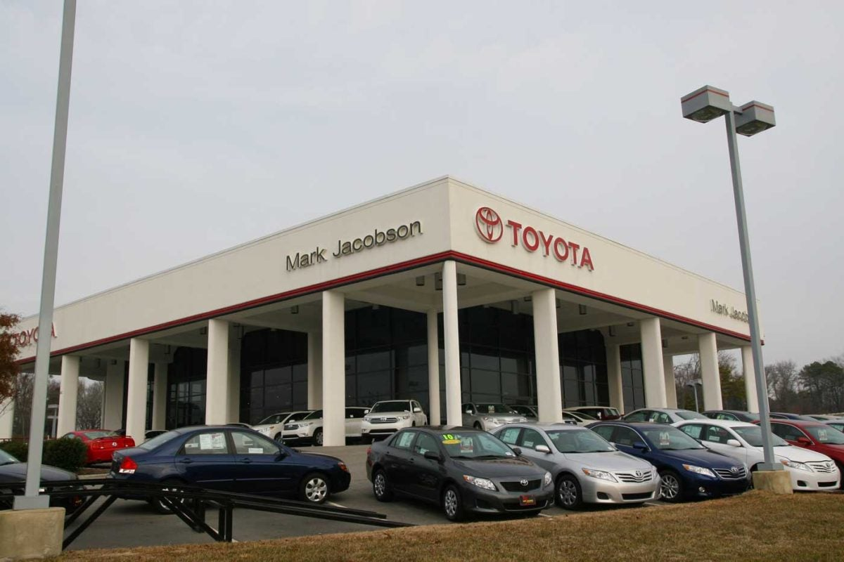 About Mark Jacobson Toyota