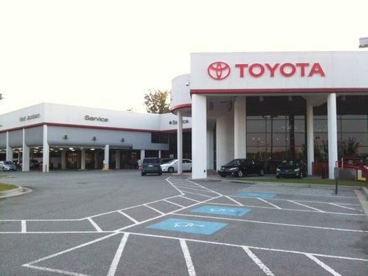 Auto Repair   Toyota Service in Durham, NC   Mark Jacobson